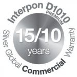 Interpon D1010 Premium Commercial Warranty Logo
