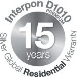 Interpon D1010 Premium Residential Warranty Logo