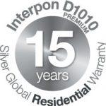 Interpon D1010 Premium Residential Warranty Logo