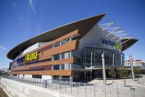 Vector Arena, New Zealand