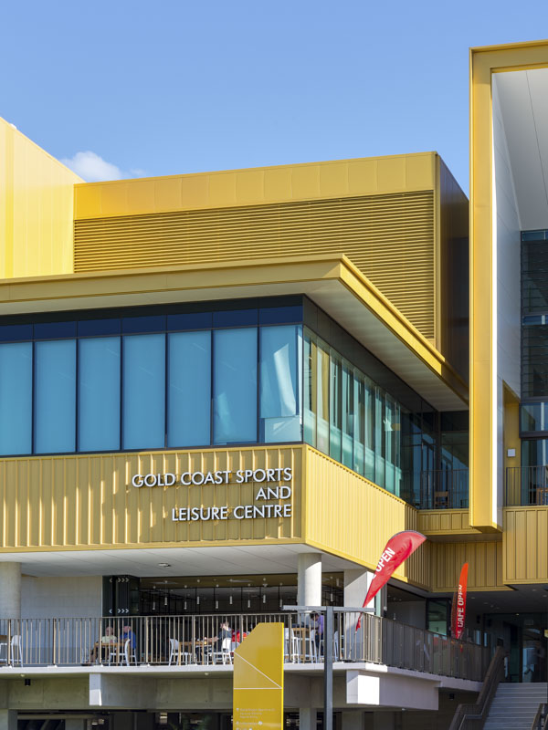 Gold Coast Sports and Leisure Centre Carrara