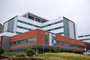 Wellington Hopsital, New Zealand